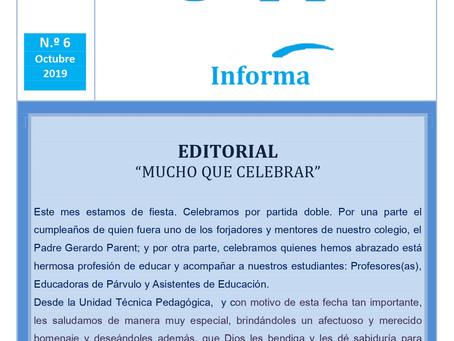 Boletín Octubre UTP
