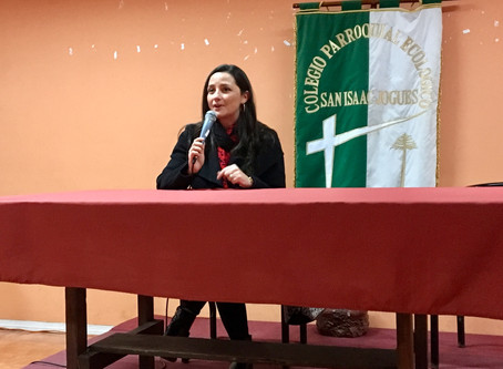 Visita Andrea Aristegui