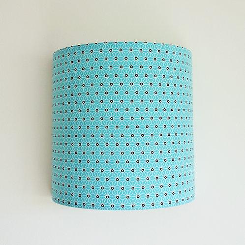 Applique saki turquoise clair