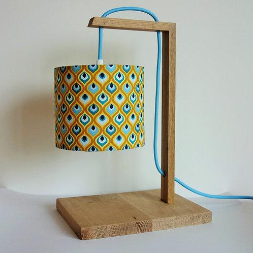 Lampe chêne Jaune piment
