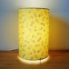 lampe-luminaire-bureau-lampe-chevet-jaun