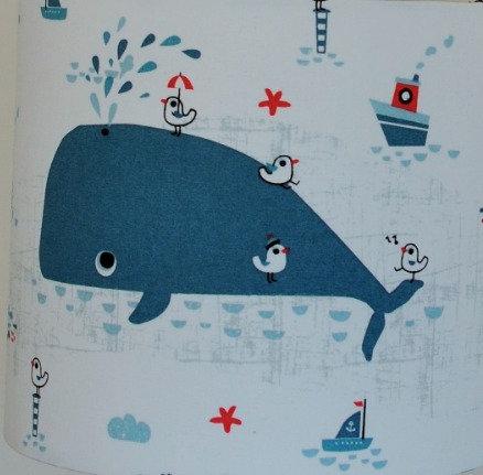Applique Baleine