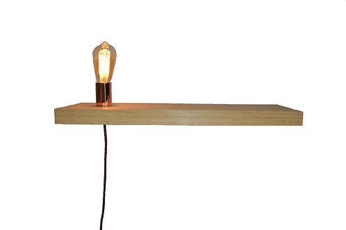 Lampe étagère
