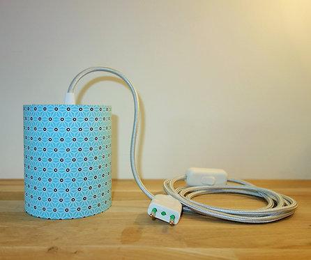 Baladeuse saki turquoise