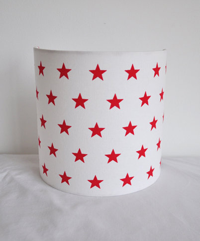 Applique Red star
