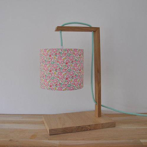 Lampe chêne Liberty betsy Ann