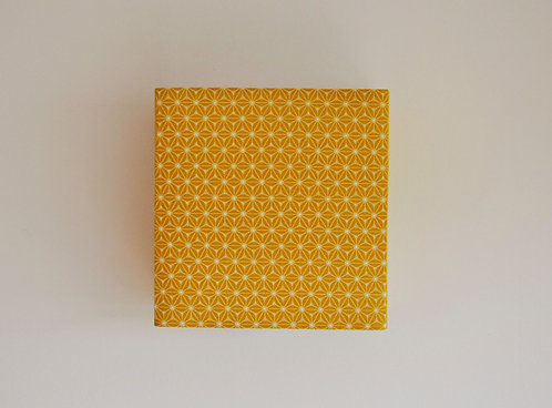 Applique Fudji jaune