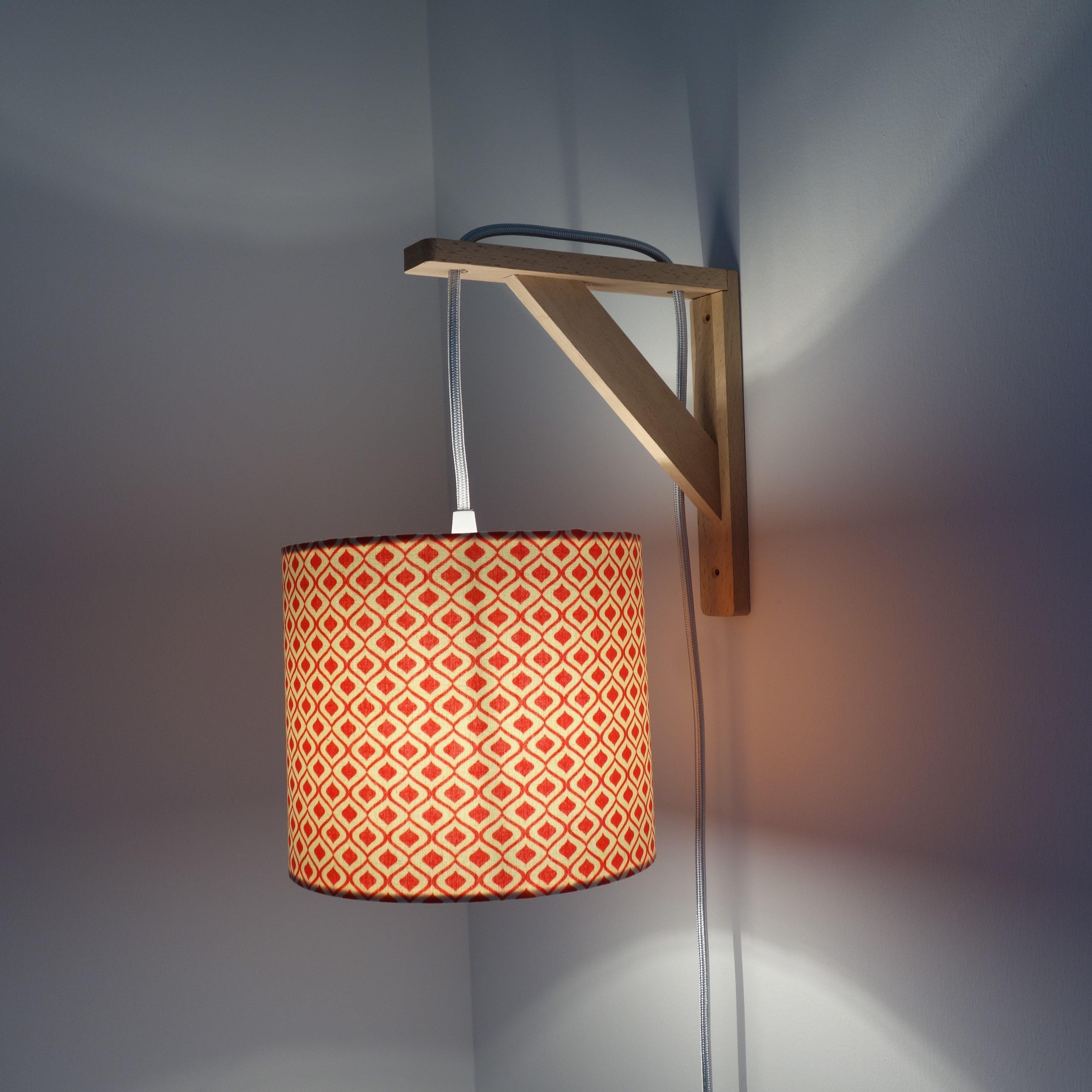 Lampe Lampe RougeBelamp RougeBelamp Lampe Équerre Équerre Retro Retro Pv8wymn0NO