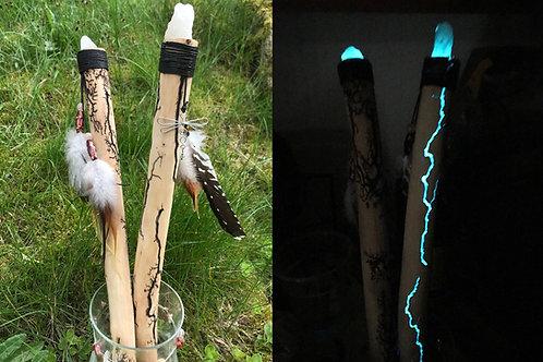 Afterglow Talking sticks