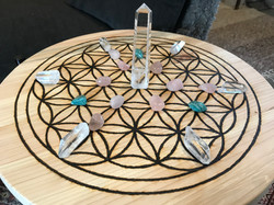 Flower of Life table (pic 2)