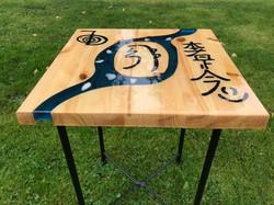 Reiki table/altar/wall art - 1770sek (pic 1)