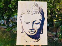 Buddha head Large   1230 sek
