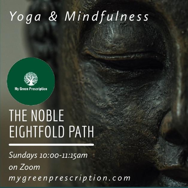 Yoga & Mindfulness on Zoom 08/08/21