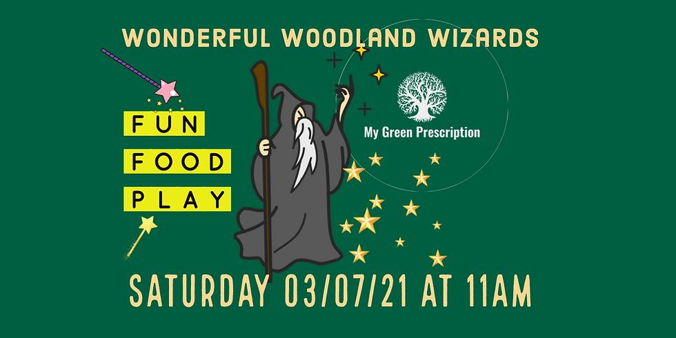 Wonderful Woodland Wizards with MGP