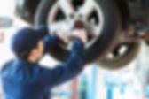 Apuvälineet autokorjaamoille, autoliikkeille ja rengasliikkeille
