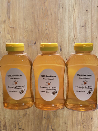 3 lbs of Honey BEST DEAL!!  (price includes shipping)