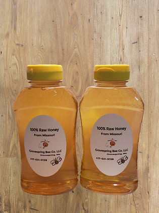 2 lbs of Honey (price includes shipping)