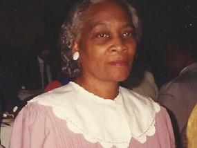 Mrs Cora E. Jackson