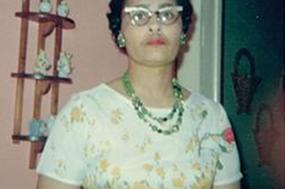 Minnie Arnold (August 16, 1924 - March 24, 2014)