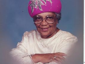 Evangelist Ruth Dendy Foggie