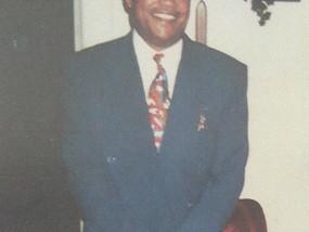 Deacon James Arthur Jones