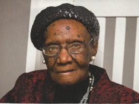 Mrs Mattie E. Blocker
