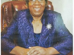 Pastor Agnes Dillard