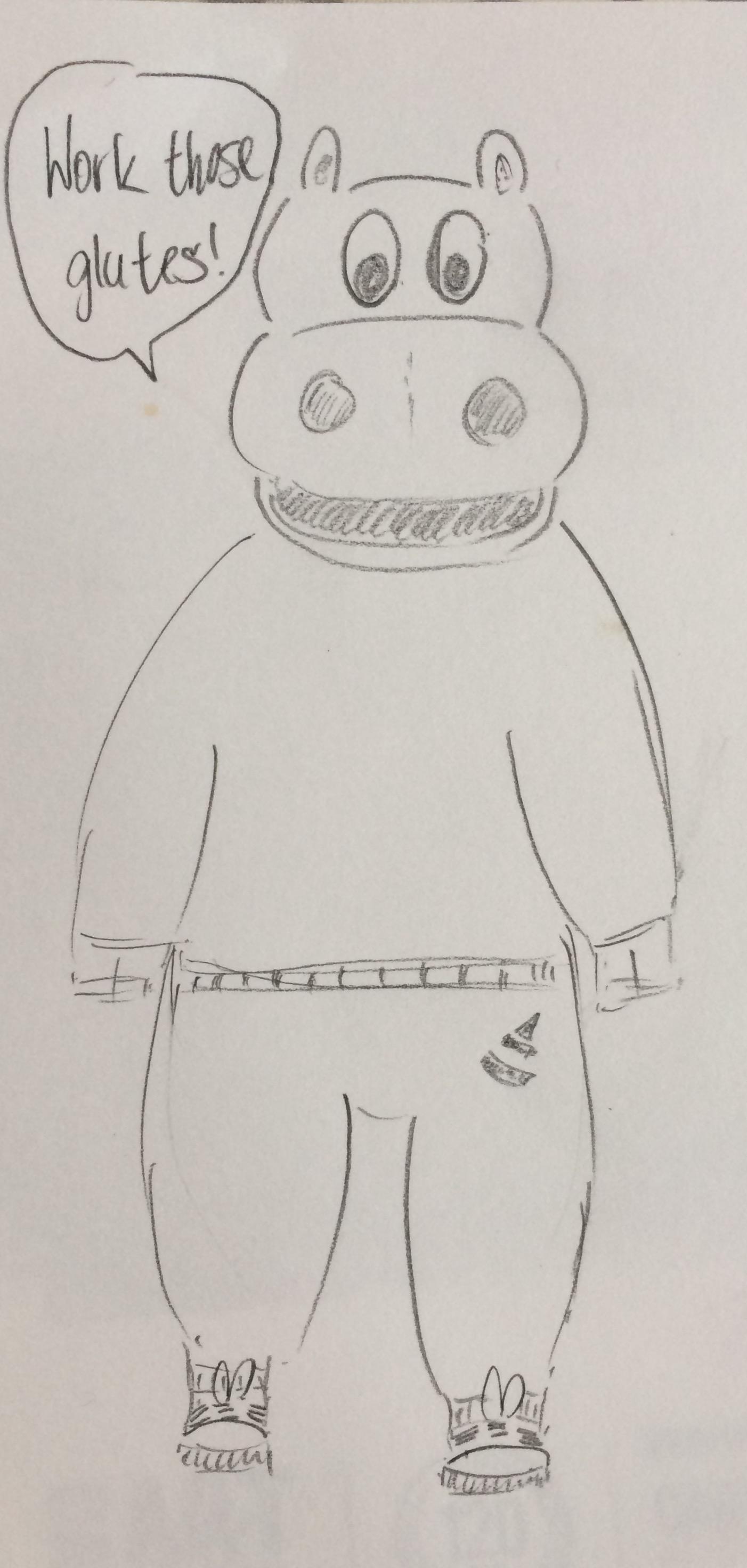 Trainer Hippo