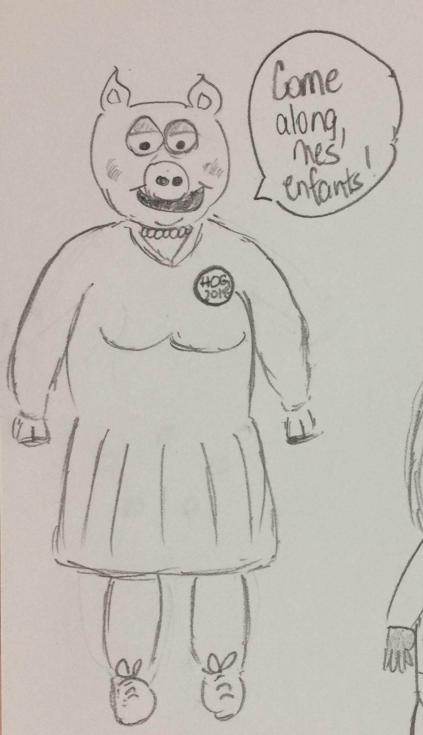 Madame Cochonne