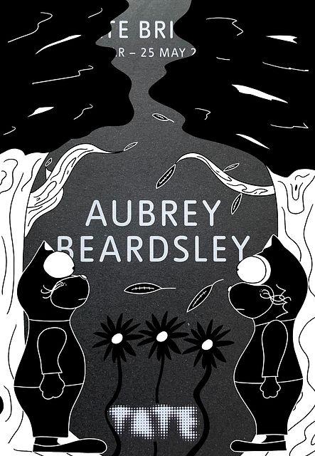 Aubrey Beardsley Kitten.JPG