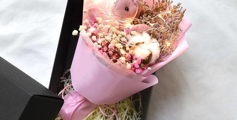 Mini - LED Bunny Bouquet