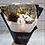 Thumbnail: LED Flower Bouquet Cotton (Black)