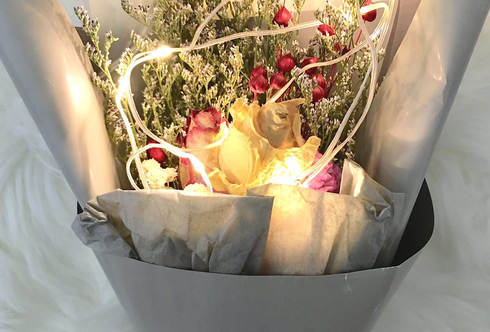 Trio rose