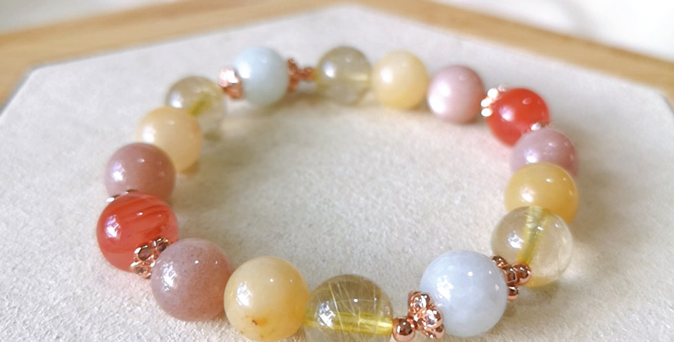 CRYSTAL BRACELETS: ☾ May  - 1 ☾