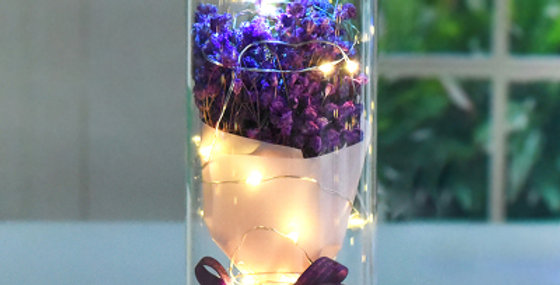 LED Purple Baby's-breath (TOP LED)