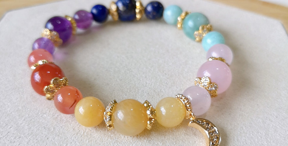CRYSTAL BRACELETS: ☾ May  - 2 ☾
