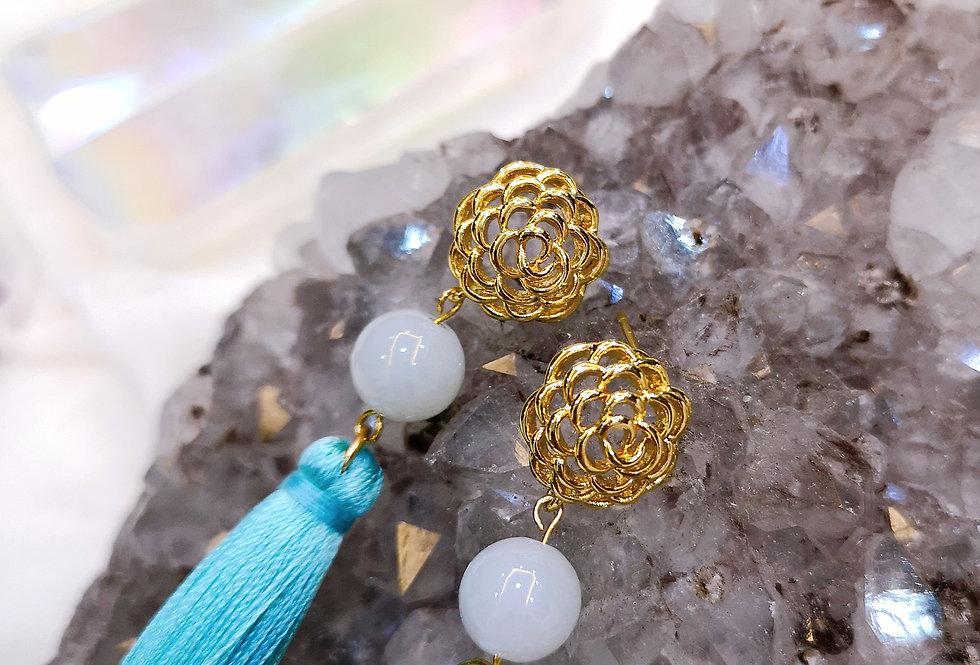 Earring : Oriental Jade