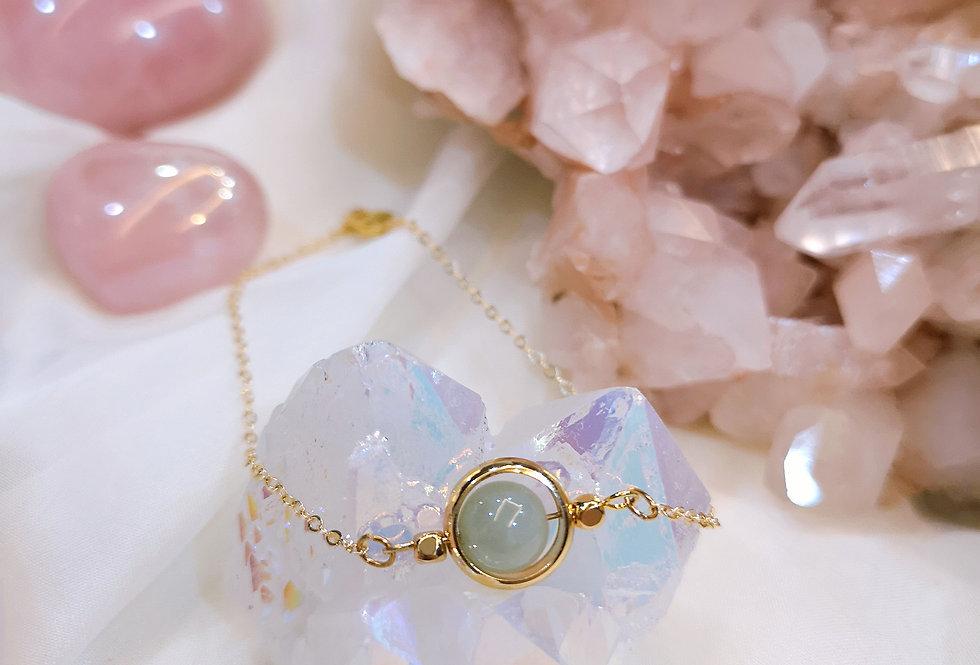 Bracelet: Jade