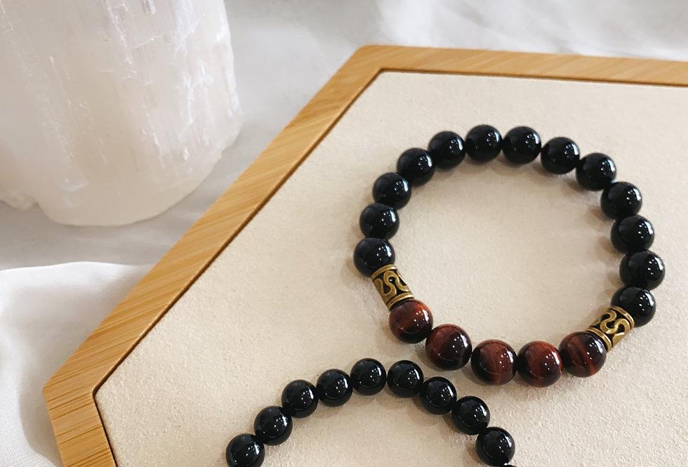 CRYSTAL BRACELETS: ⚜ Nov - 1 ⚜ Couple Bracelet