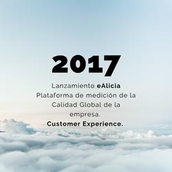 2017 - Lanzamiento eAlicia