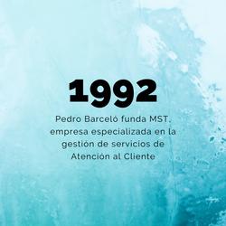 1992 - MST Holding