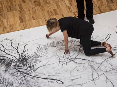 Naomi Kendrick: On Drawing.