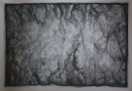 Study of a crumpled paper 2.2 - Jay Otte