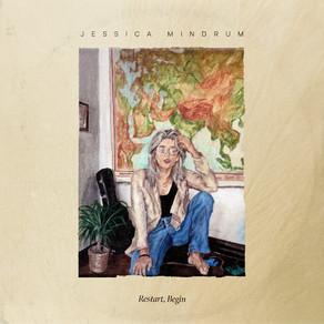 "New EP ""Restart, Begin"" from Jessica Mindrum"
