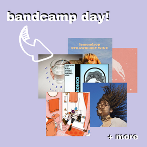 Nashville artists to support on Bandcamp Day!