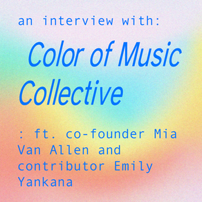 Interview with Color of Music Collective