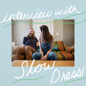 """Interview with Slow Dress on their new EP """"Fever"""""""