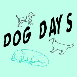 Mixie by Nixie: Dog Days