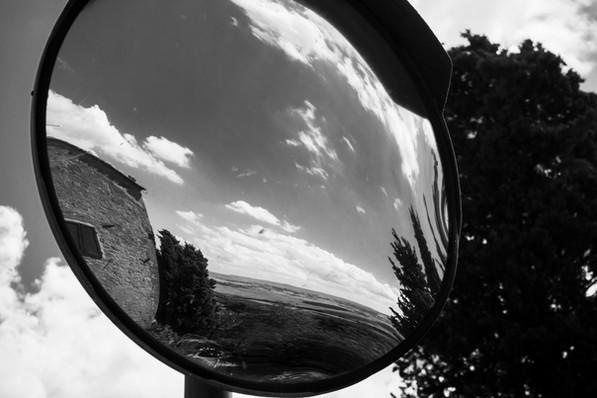 rare view mirror