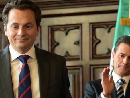 La justicia Española aprueba extradición de Emilio Lozoya, exdirector de Pemex.
